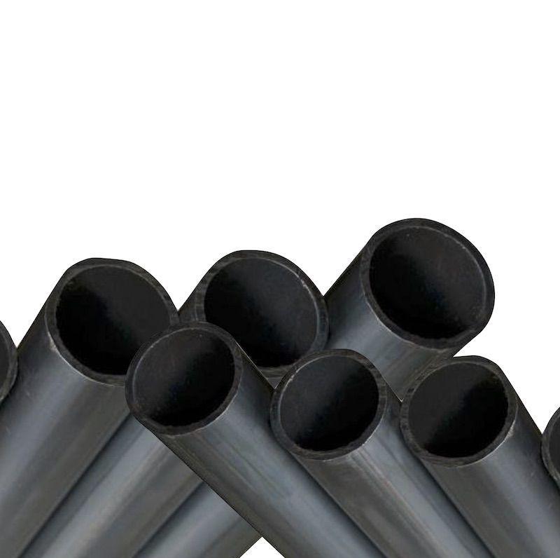 tubería estructural acero negro