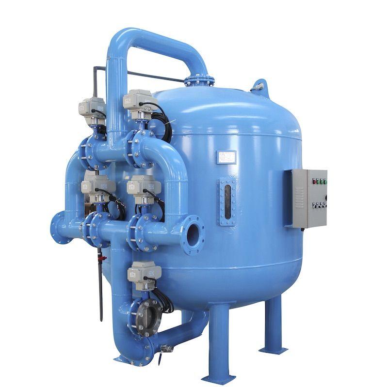 filtros industriales de agua integrados